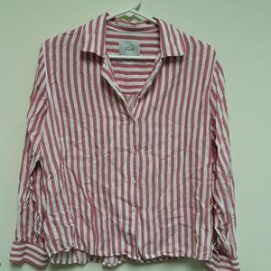 Rails pajama top size medium